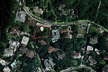 평창동 단독 고급 주택 건축 명당(나대지)