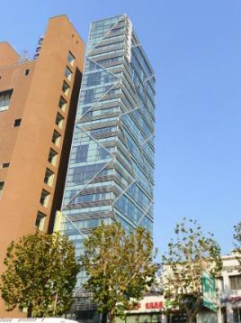 강남대로 대로변 성형외과 건물 (W 전혜숙, 강태구)