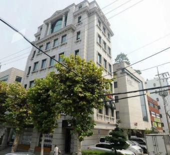 서초고교사거리 대로변 중소형빌딩