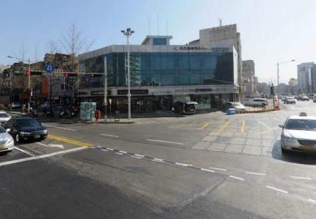 송파구 삼전동 통임대(코너)