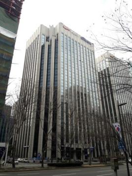 삼성역 인근 대형 사무실 임대