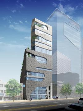 강남구청역 역세권 대로변 사옥&수익형빌딩 매매