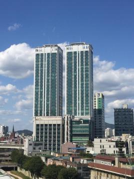 의정부시청 앞 랜드마크 빌딩 전층 매매