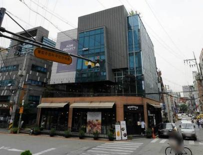 역삼동 럭셔리 빌딩