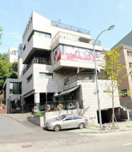 한남동 통임대 전용 350평