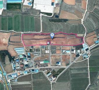 영암 신북 계획관리지역 토지