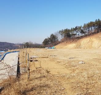 용인시 기흥구 지곡동 신축부지 매각