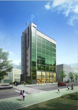 신이문역 랜드마크 신축 5층 임대