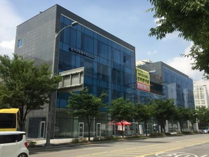 [전속임대] 장지동 대로변 3면코너 신축건물 임대