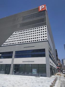 도담프라자 1층 101호 코너상가 급매매/임대 (주차빌딩)