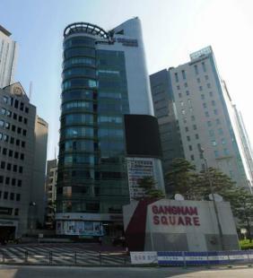 강남역세권 빌딩