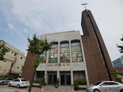 세종시 조치원역 앞 일반상업지역 교회 매매