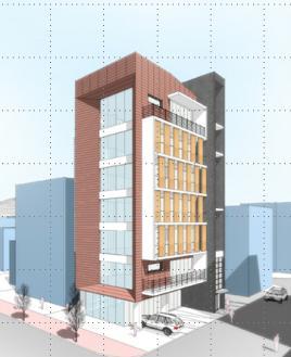 성산동 신축빌딩 임대