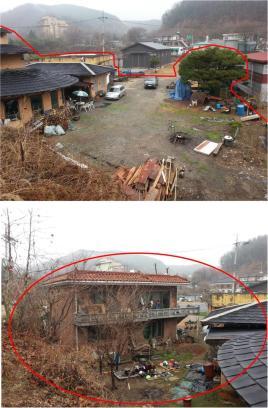남양주 화도 구암리 대지 556평(북한강 인접)