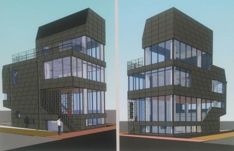 연남동 동진시장 인근 테마형상권 노출 좋은 신축건물