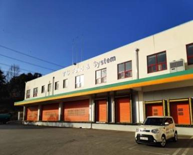 TS푸드 천안물류센터