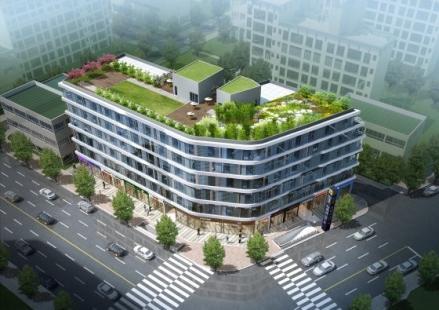 오목교 역 초근접 복합스트리트상가 6층 임대