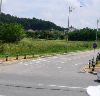 오산세교신도시 주차장용지 매각