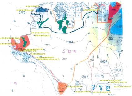 양평 신화리 대형 개발부지 매매