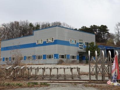 안성 보개면 적가리 공장