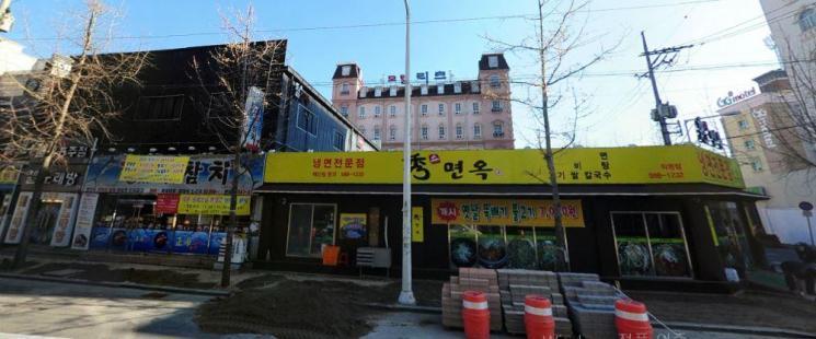 [건물매각]유흥밀집지역 노래방 식당2