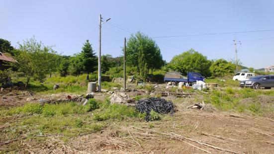 민족사관고등학교근처 다용도개발가능한 토지