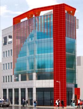[수유동] 대로변 삼거리 메디컬 빌딩(약국)