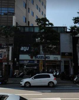 충무로 오토바이 거리 대로변 통임대