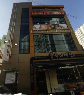 신암동 아파트 단지 앞 상가건물 2층 30평