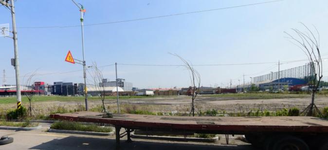 인천시 원창동 개발부지 매각