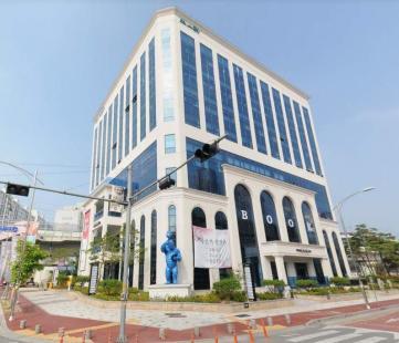 Chuncheon Demian tower Cap rate 7%