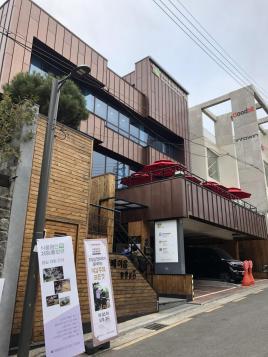 강남역 핵심상권 부근 사옥&수익형 건물 매매