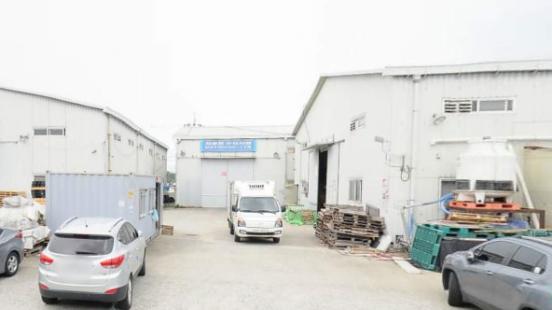 일산에 위치한 창고형 공장