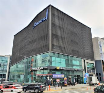 천안 신도시 근생/주차장 빌딩