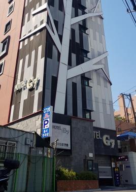 부산진구 범천동 G7모텔 매각