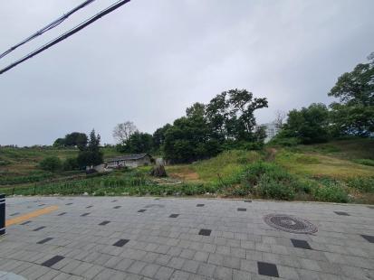 도시지역내 자연녹지(2종일반주거 포함) 토지매매