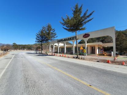 속리산 국립공원 입구 카페건물 매매