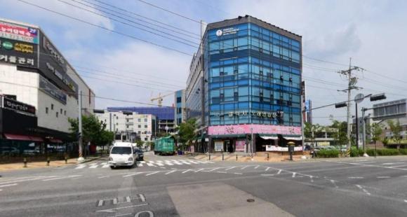 서천지구의 드림갤럭시타워 4층 고수익상가 매매