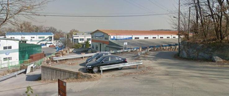 파주 공장 도로지분 포함
