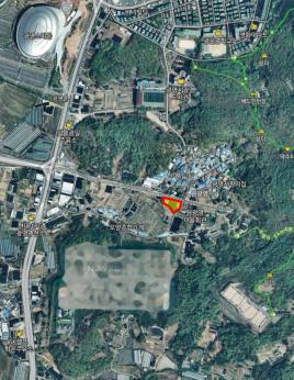 광명시 원광명지구 개발부지 매각