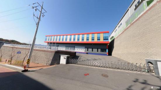 중산산업단지 공장