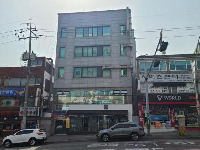 가재울역8분,5층건물,건물뒷쪽도로,상태양호