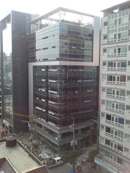 역삼동 이면빌딩
